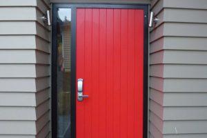 Axis Red Door