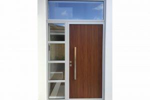 Axis Dark Cedar Door