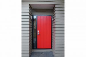Axis Red Door